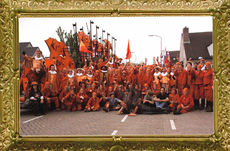 Groepsfoto 2009