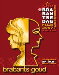 Poster Brabants Goud