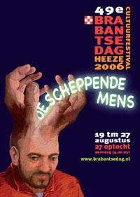Poster De Scheppende Mens