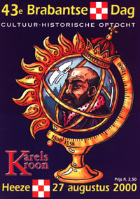 Poster Karels Kroon