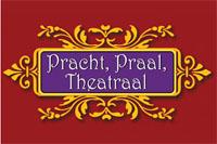 Poster Pracht, Praal, Theatraal