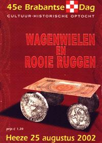 Poster Wagenwielen en Rooie Ruggen