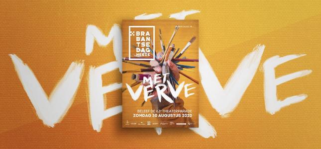 Thema 63e Brabantsedag: Met Verve